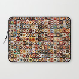 2013 in Empty Coffee Cups Laptop Sleeve