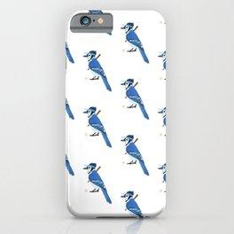 Baseball Blue Jay iPhone Case