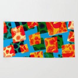 Inferno Beach Towel