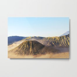 Mount Bromo Java Metal Print
