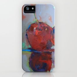Cozying along iPhone Case
