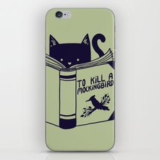 How To Kill a Mockingbird iPhone & iPod Skin