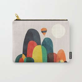 Wanderlust Carry-All Pouch