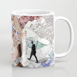 Direction Search Coffee Mug
