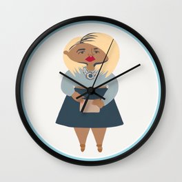 Gabi Wall Clock