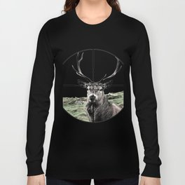 Deer hunter Long Sleeve T-shirt
