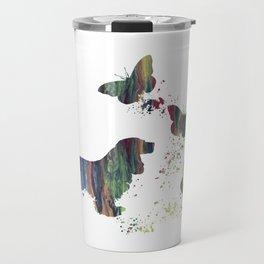 Cocker Spaniel Art Travel Mug