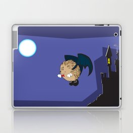 vampire hedgie Laptop & iPad Skin