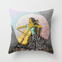 Mariah Throw Pillow
