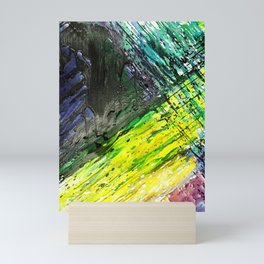 Evening Rush Mini Art Print