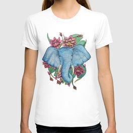 Lily Tusks T-shirt