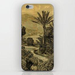 The Gardeners' Chronicle 1874 iPhone Skin