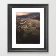 In the Air pt 2 Framed Art Print