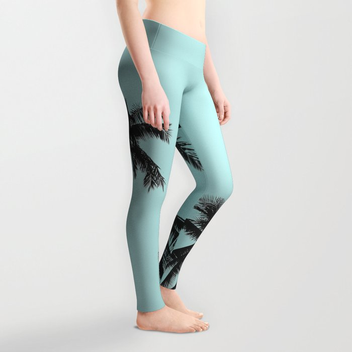 Palm trees 5 Leggings