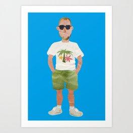 Henning Art Print