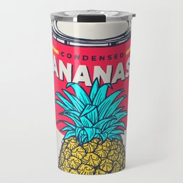 Condensed ananas Travel Mug