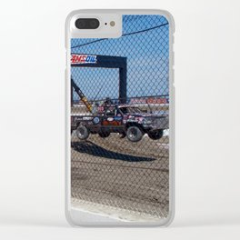 Hey Earl...Watch This! Clear iPhone Case