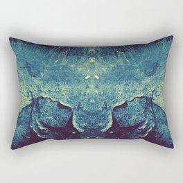 The Dark Bat Rectangular Pillow