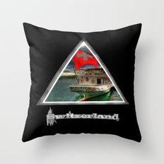 switzson Throw Pillow