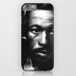 GORDON PARKS: Legend iPhone Case