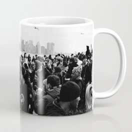 All for one woman Coffee Mug