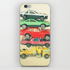 Pile Up iPhone & iPod Skin