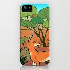 Ethiopian Wolf iPhone (5, 5s) Slim Case