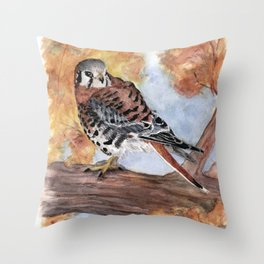 Little Guardian Throw Pillow