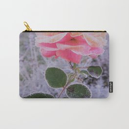 roses in the winter Carry-All Pouch