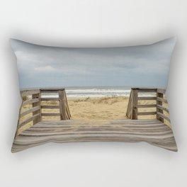 Draw me into the Sea Rectangular Pillow