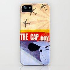 The Cap Boy iPhone (5, 5s) Slim Case