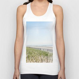 At the Jersey Shore Unisex Tank Top