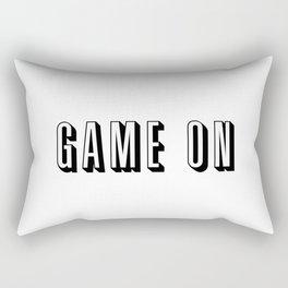 Game On Rectangular Pillow