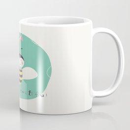 Boris Bee Coffee Mug