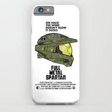 Full Metal Spartan Slim Case iPhone 6s