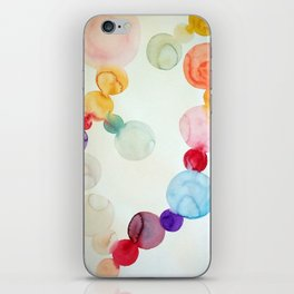 Delicate Worlds  iPhone Skin
