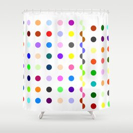 Alendronate Shower Curtain