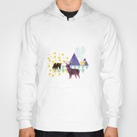 wildlife Hoodies featuring wildlife by the coulsons