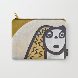 Tribal Idol #1 Carry-All Pouch