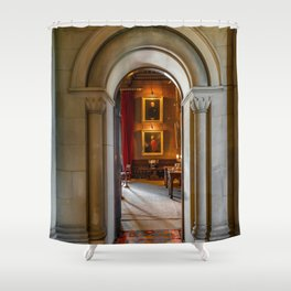 The Drawing Room Shower Curtain