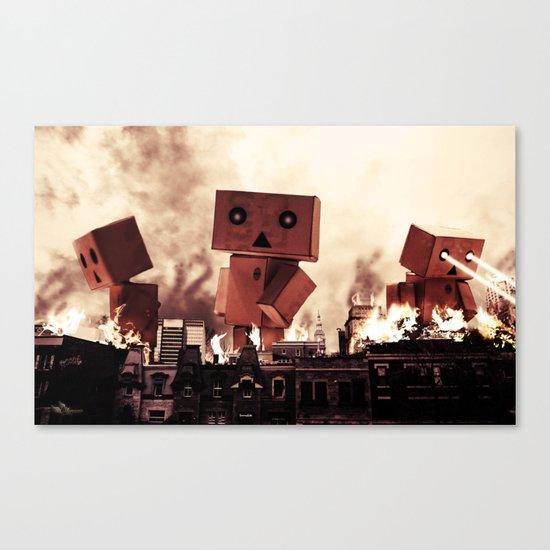 Destroyer of Worlds Canvas Print