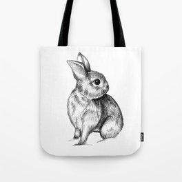Bunny #4 Tote Bag