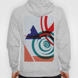 Abstract Space 01 Hoody