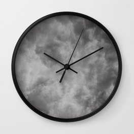 Midwest Storm II Wall Clock