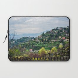 Northern Italy Landscape Laptop Sleeve