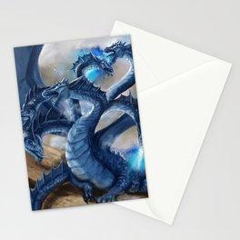 Hydra dragon Stationery Cards