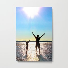 Treasure! Metal Print