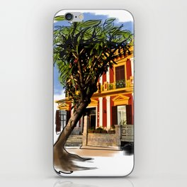 Napoli Extended iPhone Skin