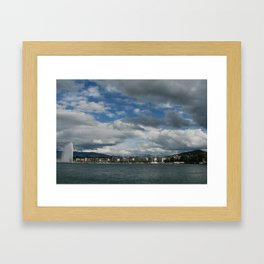 geneve Framed Art Print