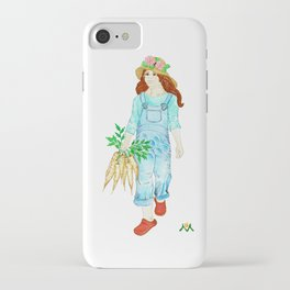Luci and Susie - Gifts from the Garden iPhone Case